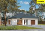 Проект одноэтажного дома   - Муратор М106
